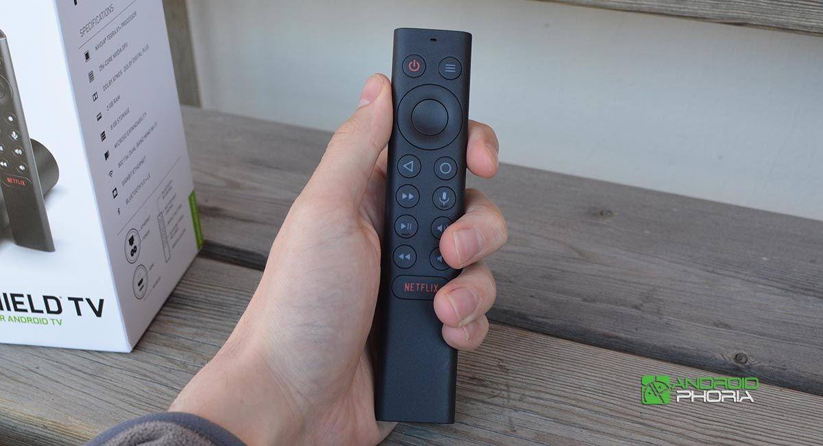 Mando Nvidia Shield TV