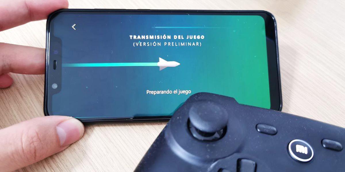 Mandos compatibles Project xCloud