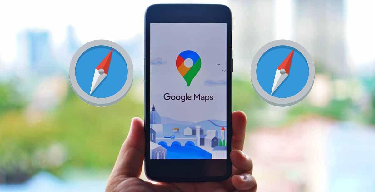 Maps para Android ya tiene brújula