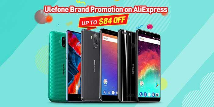 Marca Ulefone oferta AliExpress