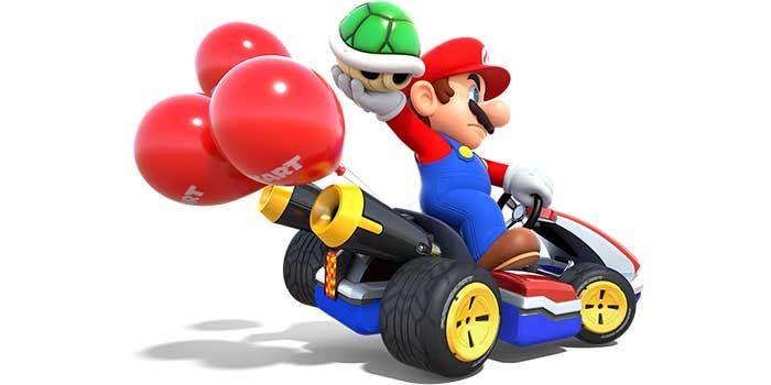 Mario Kart Tour Free to start