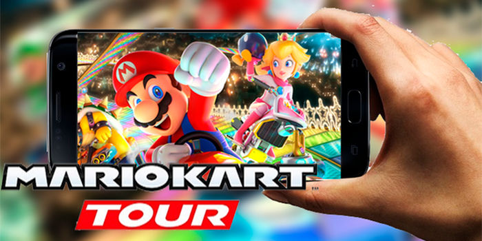 Mario Kart Tour beta privada Android
