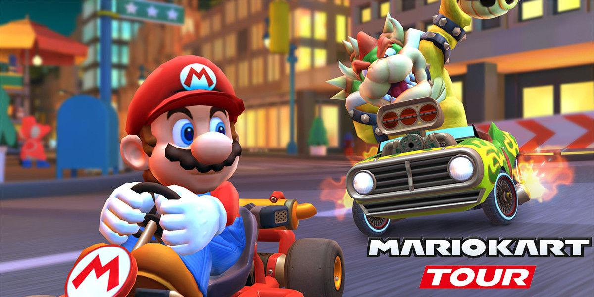Mario Kart Tour cinco problemas no pasar por alto