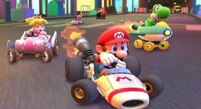 Mario Kart Tour error Android solucion facil