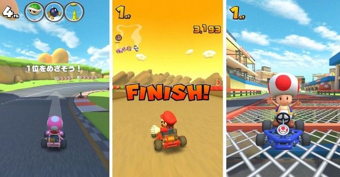 Mario Kart Tour error Android solucion