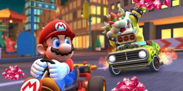 Mario Kart Tour rubies
