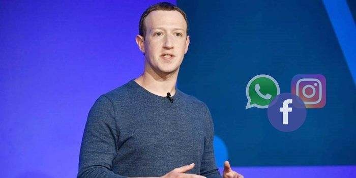 Mark Zuckeberg quiere cambiar nombre de apps