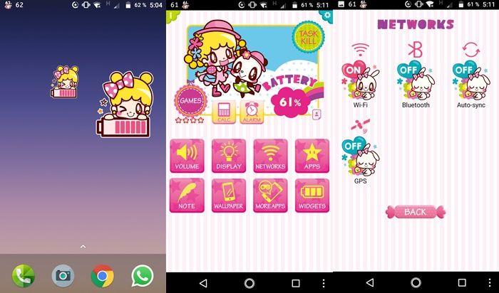 Markiii Battery app