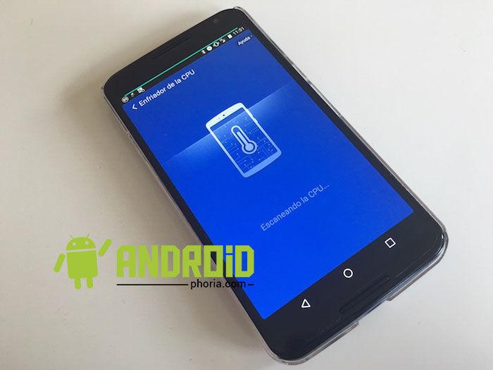Marshmallow soluciona el sobrecalentamiento del Nexus 6