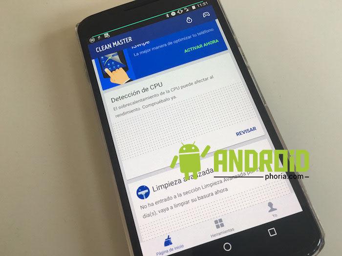 Marshmallow soluciona  sobrecalentamiento Nexus 6