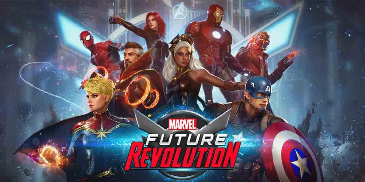 Marvel Future Revolution juego RPG