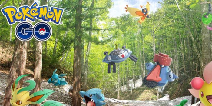 Mas Pokemon mayo 2019