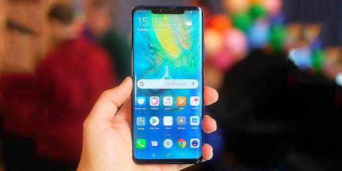 Mate 20 Pro mejores gama alta Huawei