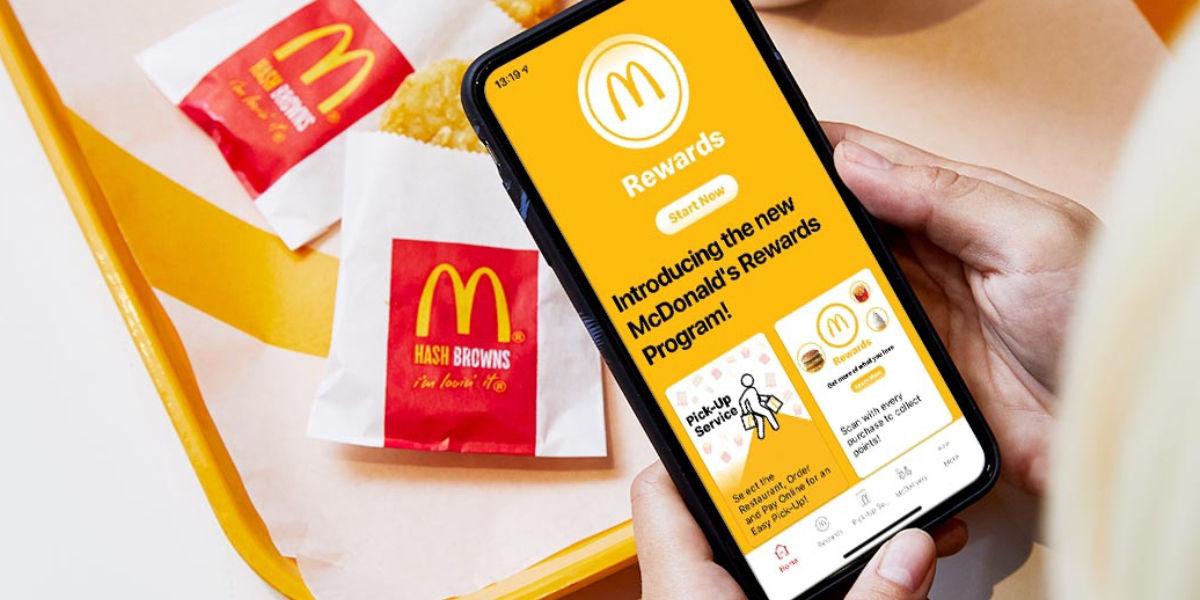 McDonald's para WhatsApp