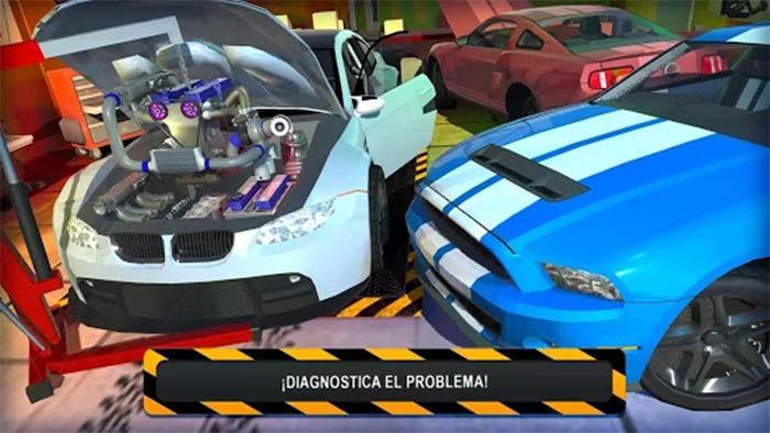 Mecanico de carros