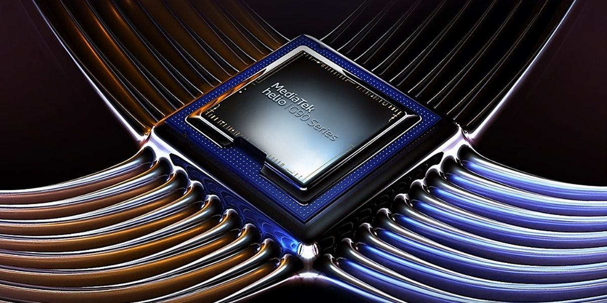 MediaTek G90 gamers chip