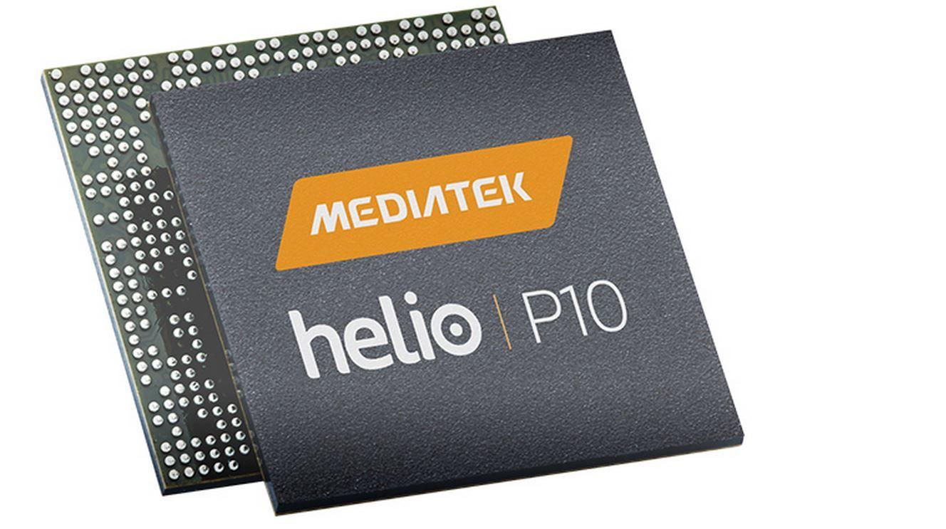 MediaTek Helio P10