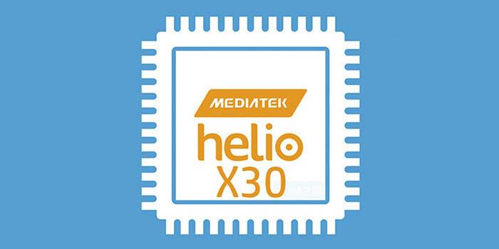 MediaTek Helio X30 detalles