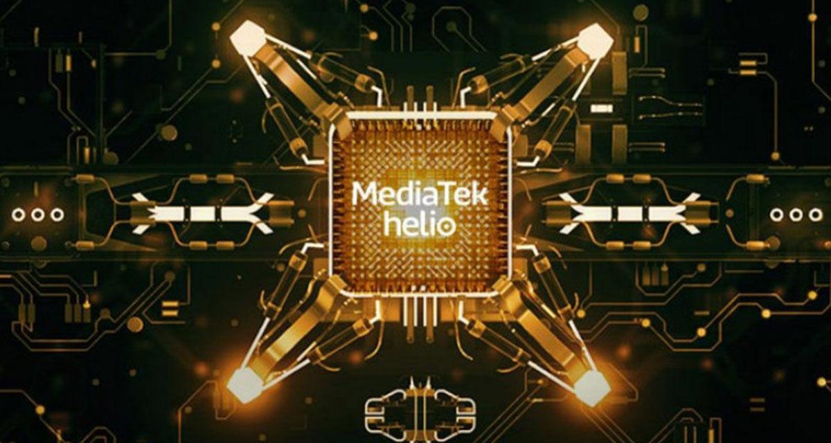 MediaTek Helio procesador