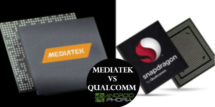 MediaTek vs Qualcomm competencia