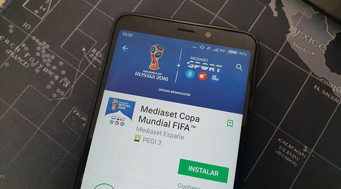 Mediaset COPA Mundial FIFA