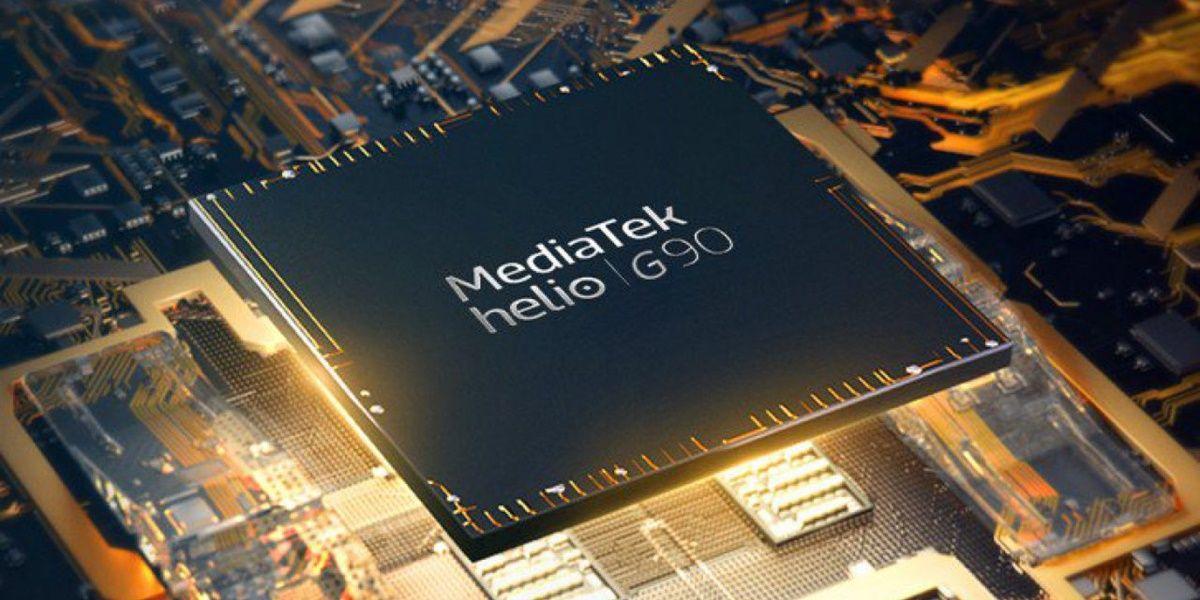 Mediatek presenta serie G90