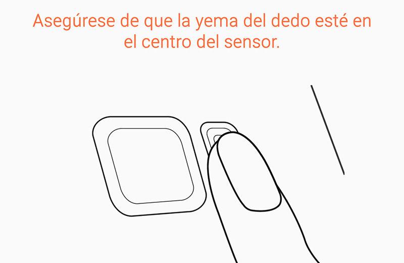 Medir el pulso en Galaxy S6