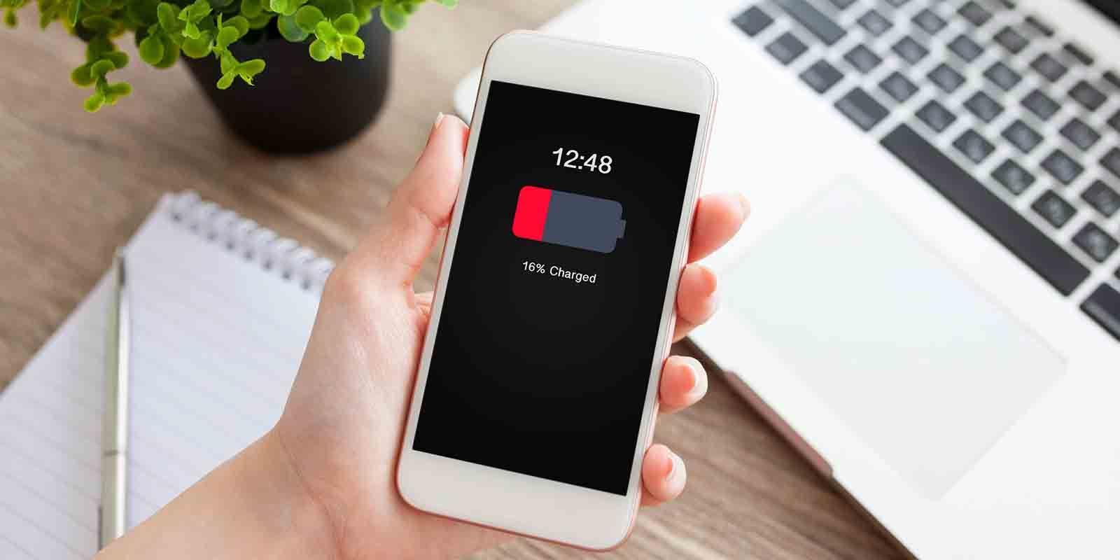 Medir salud batería de movil