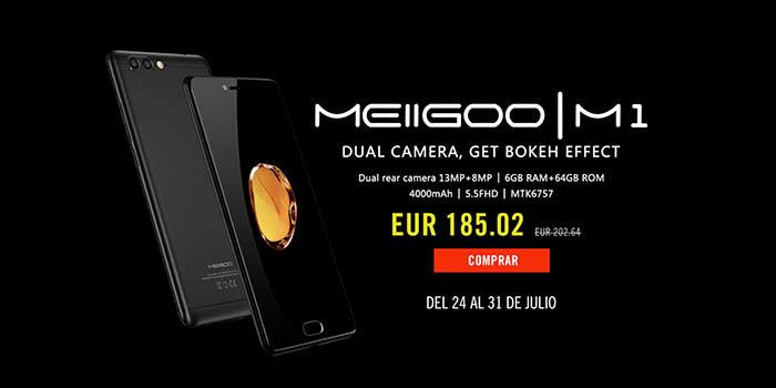 Meiigoo M1 oferta