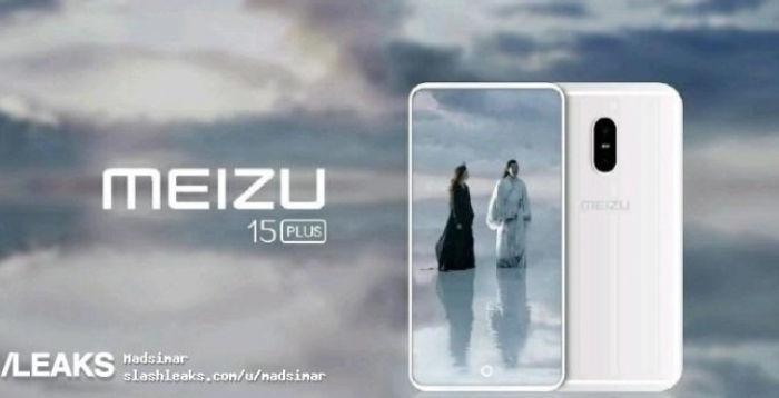 Meizu 15 Plus Filtracion