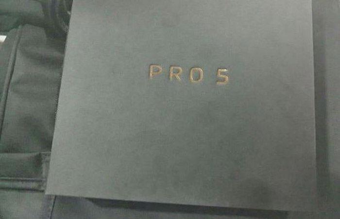 Meizu Pro 5 caja