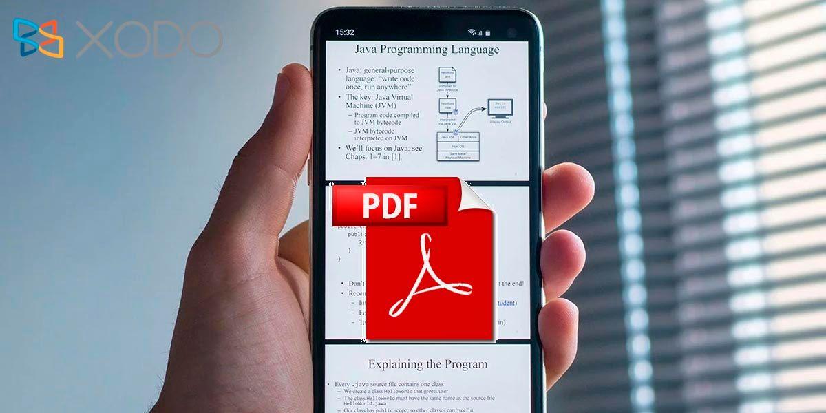 Mejor aplicacion para editar PDFs en Android