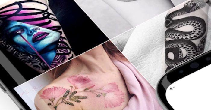 Mejor aplicacion para ver tatuajes desde el movil