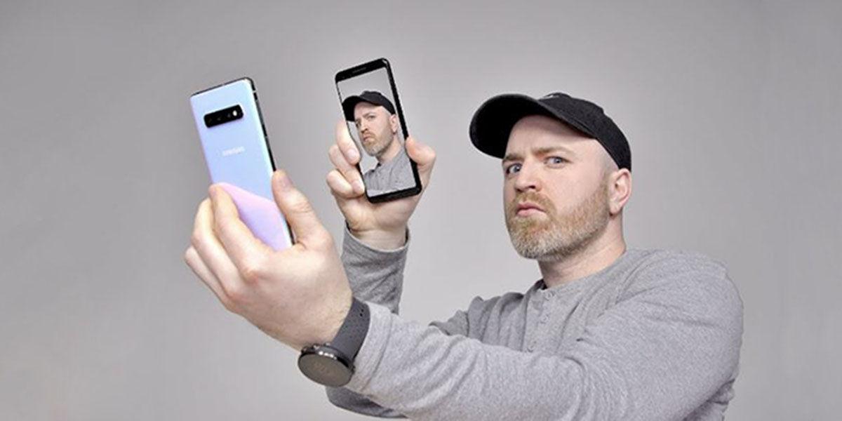 Mejora reconocimiento facial Samsung