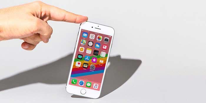 Mejorar autonomia iPhone 8