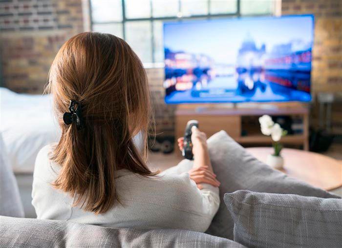 Mejorar calidad de imagen TV por cable Android TV