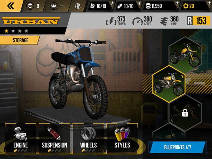 mejorar-moto-dirt-xtreme