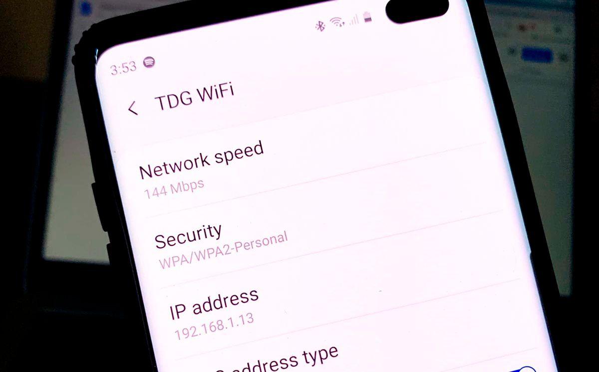Mejorar señal WiFi telefono Android