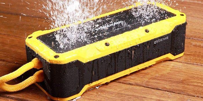 Mejores altavoces resistentes al agua