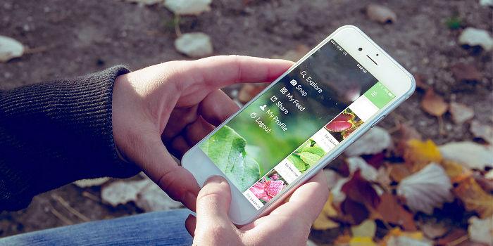 Mejores aplicaciones de jardinería para Android