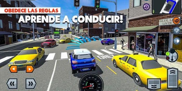 Mejores aplicaciones para aprender a conducir en Android