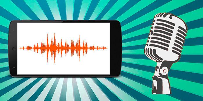 Mejores aplicaciones para grabar sonido en Android