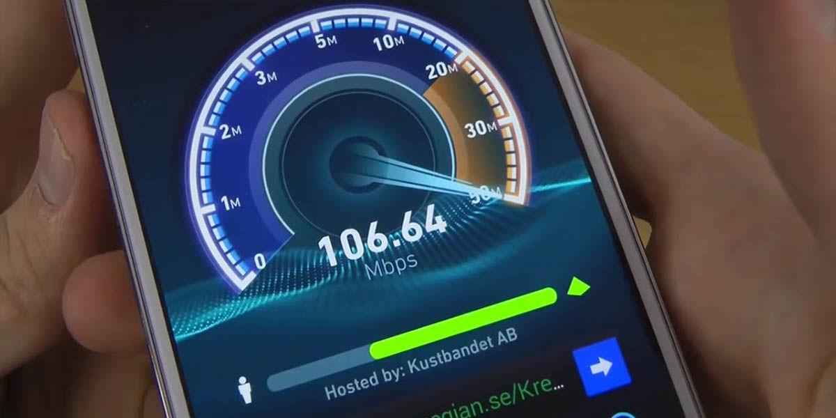 Mejores aplicaciones para medir velocidad Internet Android