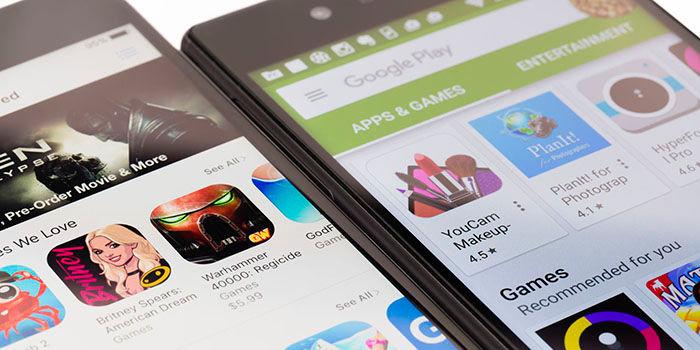Mejores aplicaciones semana noviembre Android