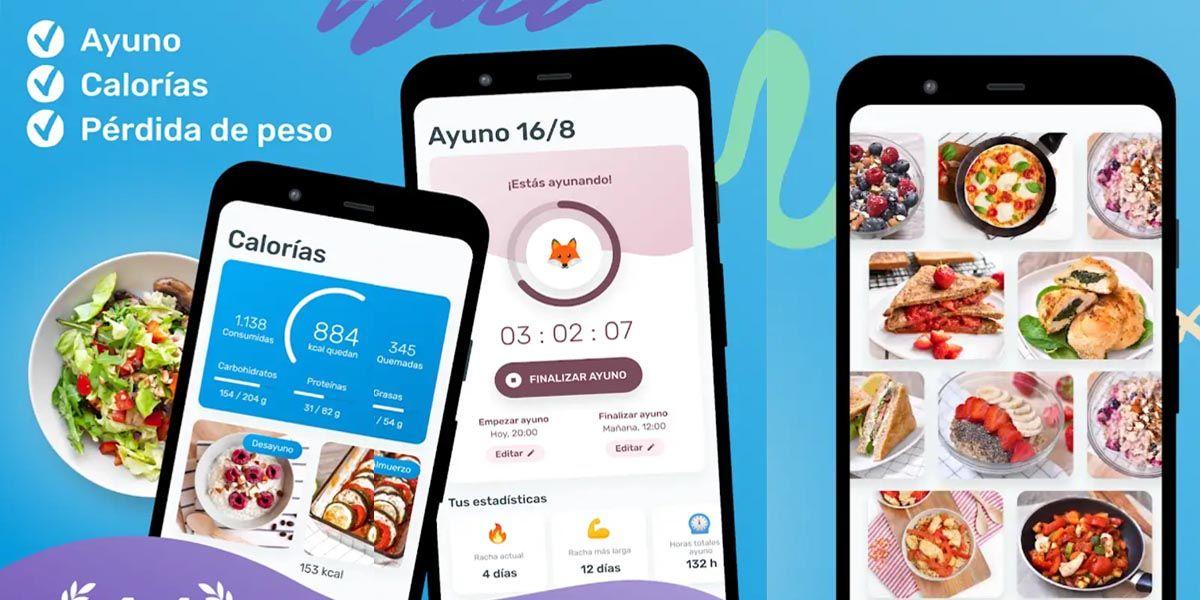 Mejores apps para comer sano. Yazio