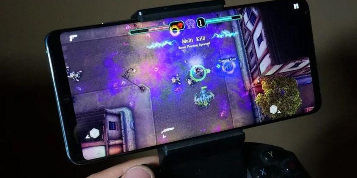Mejores juegos Android con mando