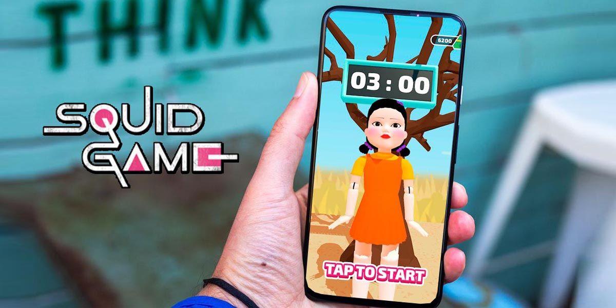 Mejores juegos de El juego del calamar Android