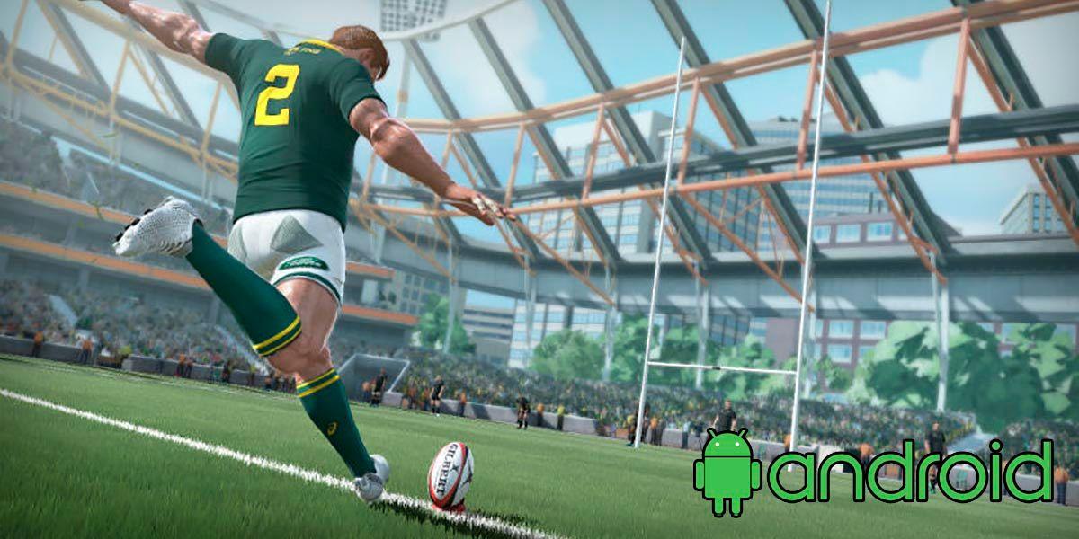 Mejores juegos de Rugby para Android