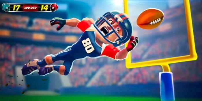 Mejores juegos de futbol americano para Android