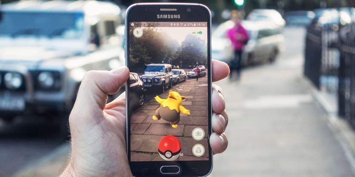 Mejores juegos realidad aumentada Android 2020